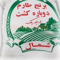 برنج طارم هاشمی دوباره کشت درجه یک – کیسه ده کیلویی